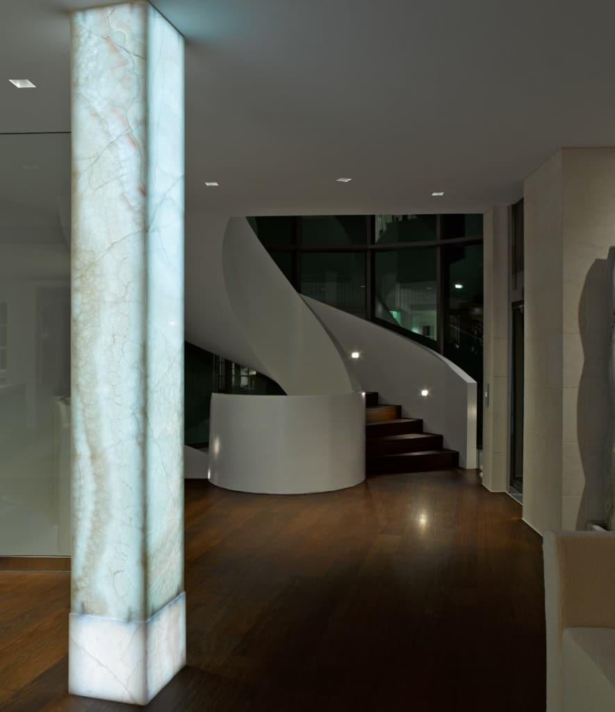 Licht Und Objekt Wohndesign In Essen: Stein & Licht - SCHUBERT STONE