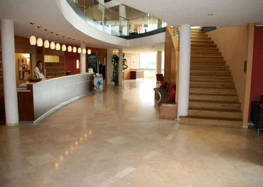 hotel die wasnerin schubert stone naturstein. Black Bedroom Furniture Sets. Home Design Ideas