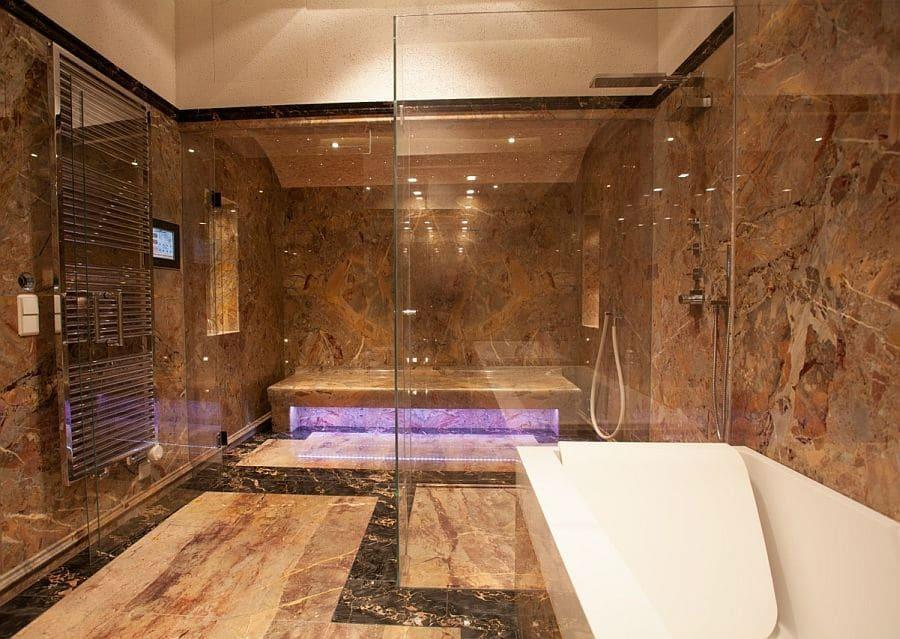 luxus marmor badezimmer schubert stone naturstein. Black Bedroom Furniture Sets. Home Design Ideas
