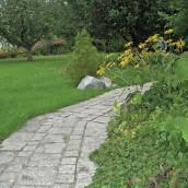 Granit Gartenweg