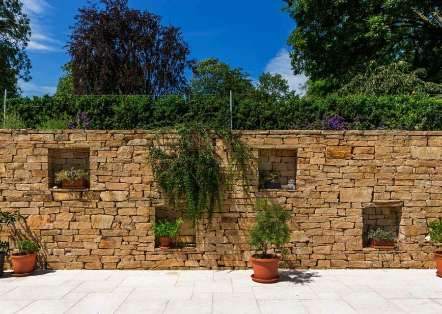 gneis mauern - schubert stone | naturstein, Hause und Garten