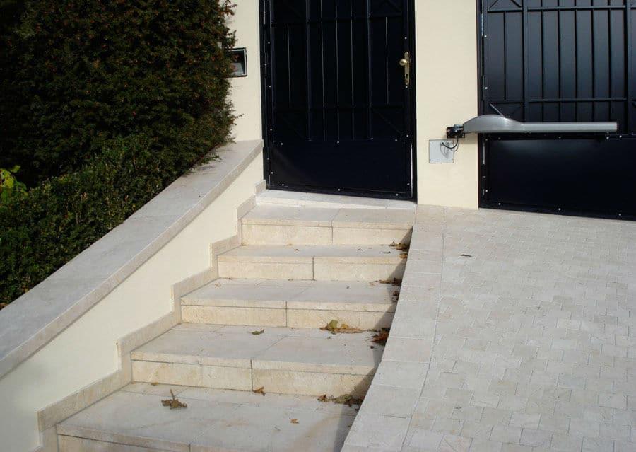 steintreppen aussen schubert stone naturstein. Black Bedroom Furniture Sets. Home Design Ideas