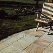 Terrassen Sandstein Fliesen