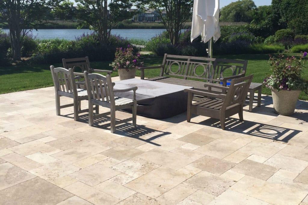 naturstein travertin nocciole schubert stone naturstein wien. Black Bedroom Furniture Sets. Home Design Ideas