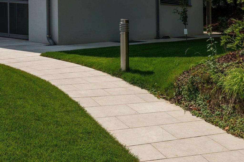 Gartenwege Gestalten Naturstein Wohn Design